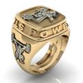 Мужские кольца для спортсменов