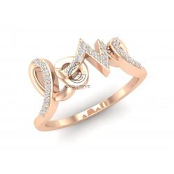 Помолвочное кольцо Love